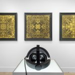 Enter Through The Headset 4 - Installation shot, Courtesy Gazelli Art House