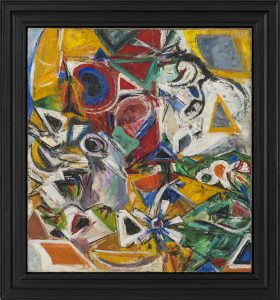 Untitled, 1936, Oil on canvas