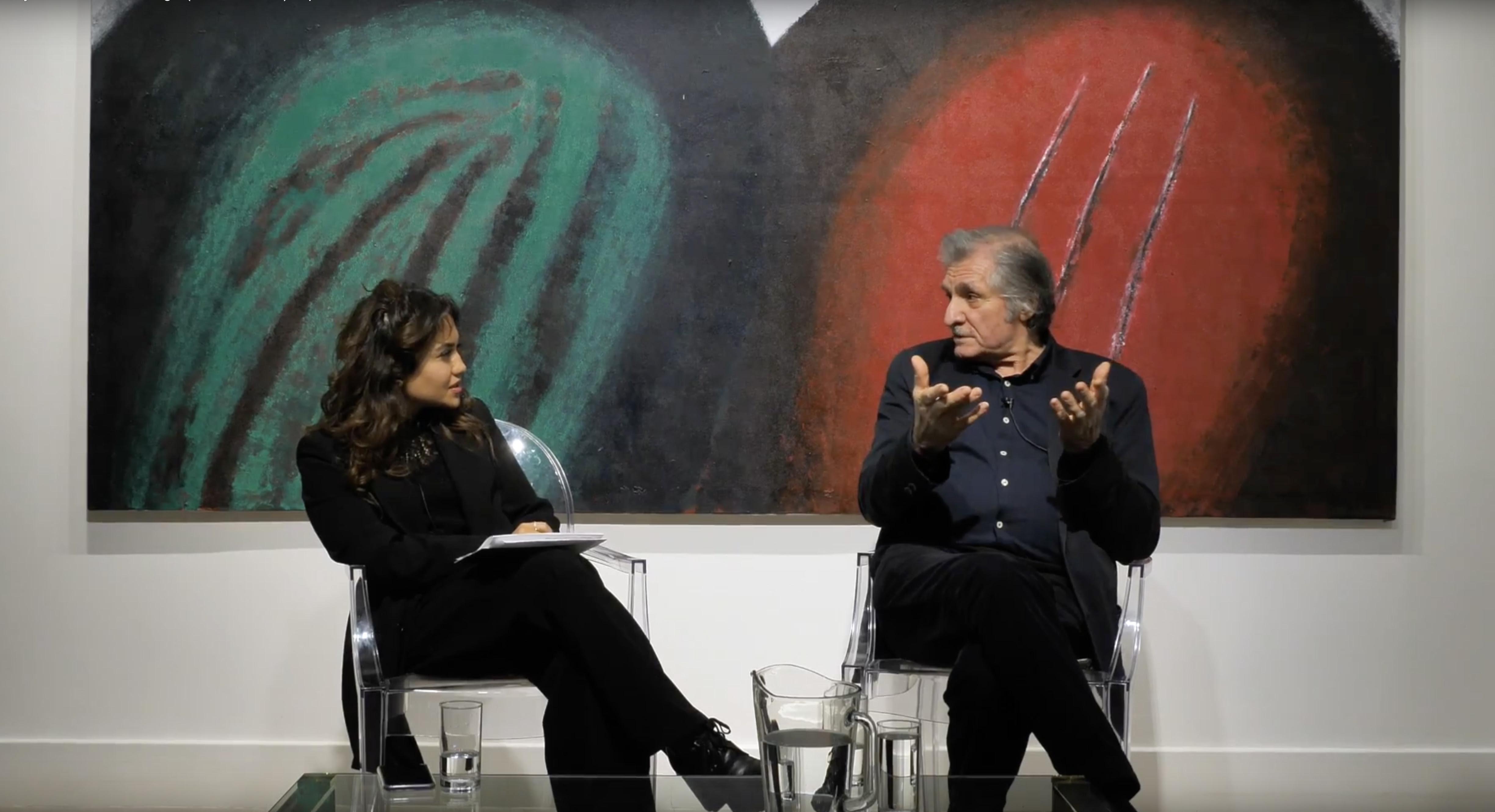ARTIST TALK | THE NEW VERGE