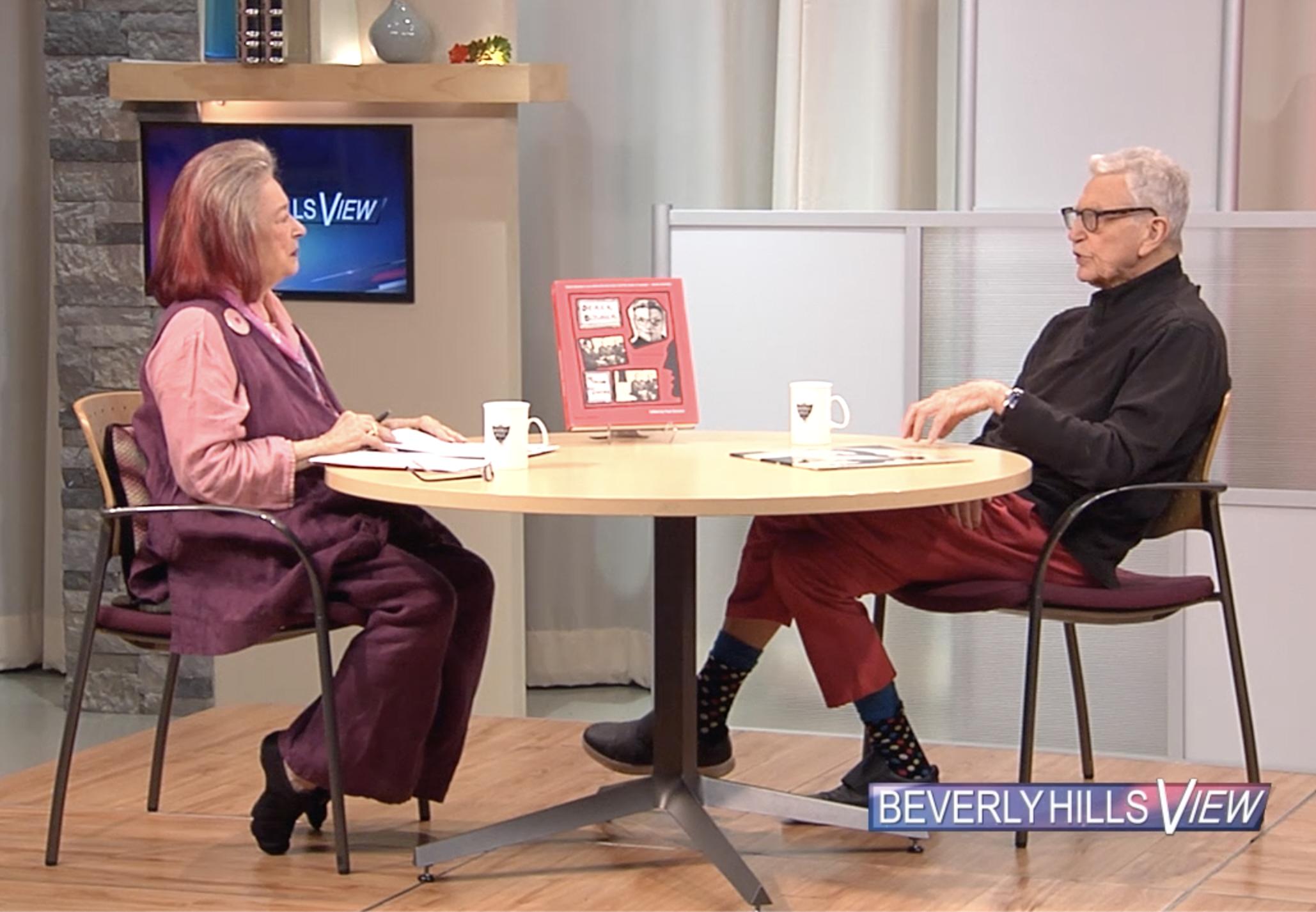 DEREK BOSHIER   BEVERLY HILLS VIEW   17 JANUARY 2020