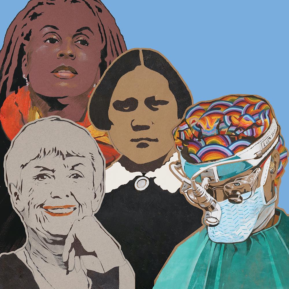 JANN HAWORTH | UTAH WOMEN MURAL