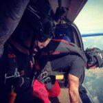 PACKTALK BOLD em altos voos com os Red Devils