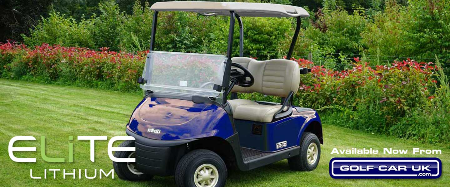 Golf Car UK ELiTE Demo buggy