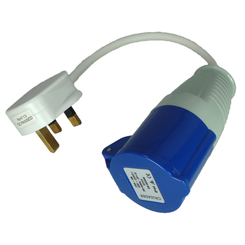 Uk hook up adapter