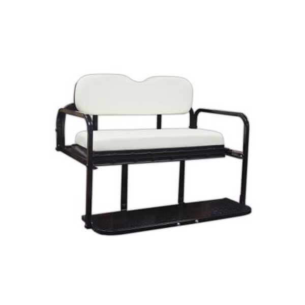 Pleasant Titan Rear Seat Kit For Club Car Precedent Buff Seat Dailytribune Chair Design For Home Dailytribuneorg