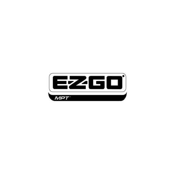 E-Z-GO MPT Label - Parts - Golf Car UK