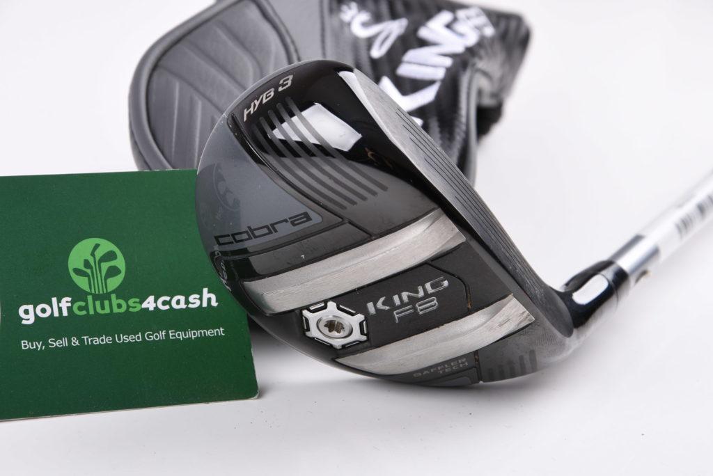 Golfschläger KING COBRA F8 HYBRID/ 19°/ STIFF ALDILA SHAFT Golfschläger & -ausrüstungsartikel COHKIN092