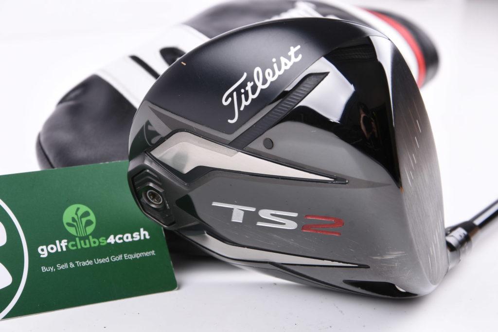 TITLEIST TS2 DRIVER / 9 5° / REGULAR FLEX TENSEI SHAFT / TIDTS2035   Golf  Clubs 4 Cash