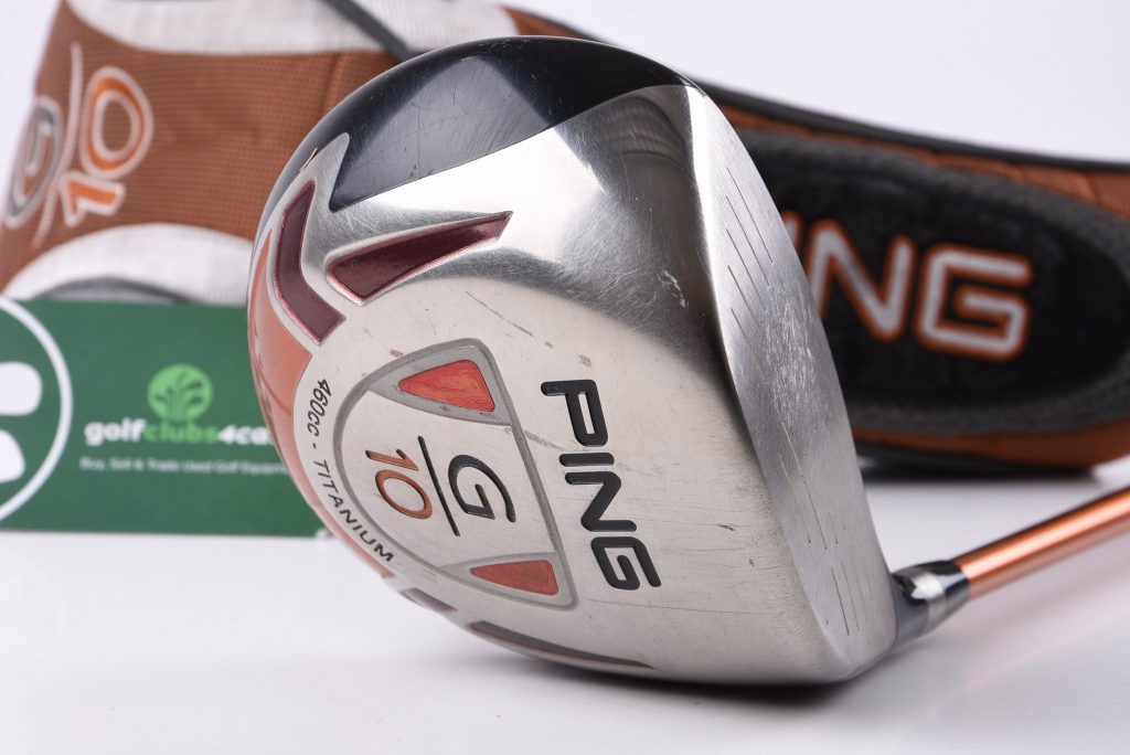 REGULAR TFC 129 SHAFT PING G10 DRIVER PIDG10149 12°