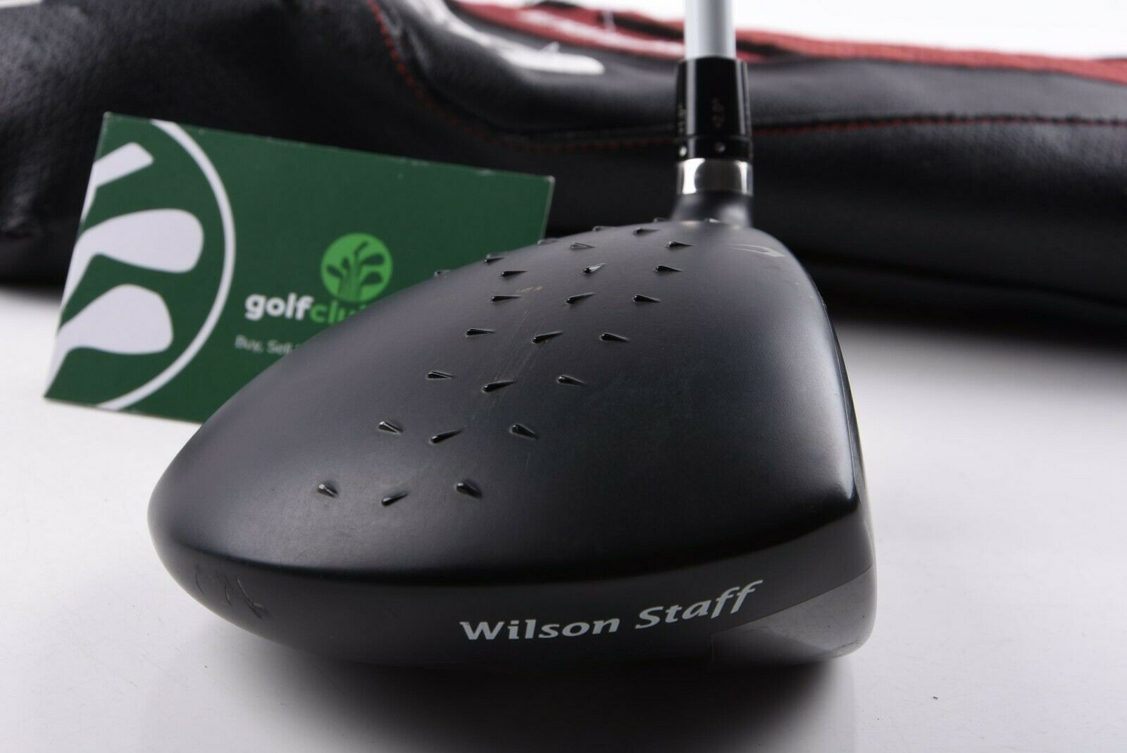 WILSON STAFF D300 DRIVER / 10.5° / STIFF FLEX FUJIKURA SHAFT ...