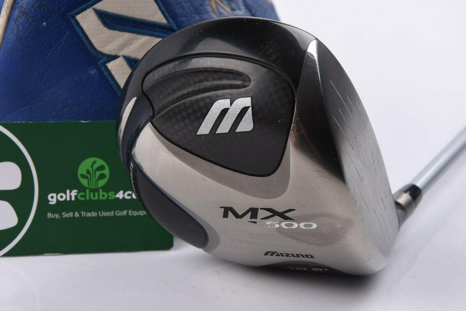 mizuno mx500 driver