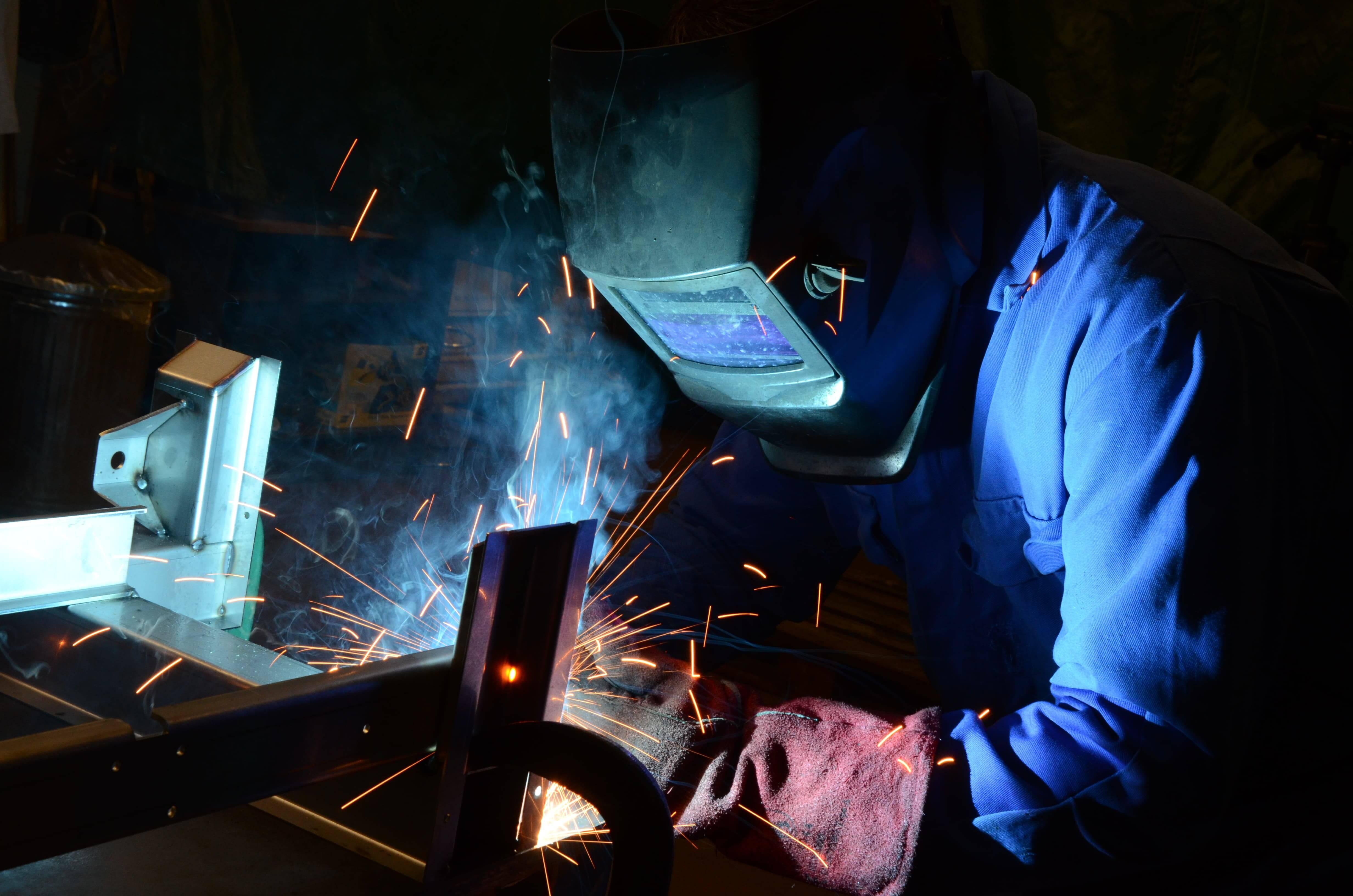 ASME IX welder
