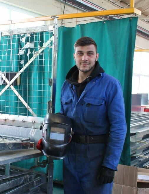 Jake Davies - Grenville Apprentice