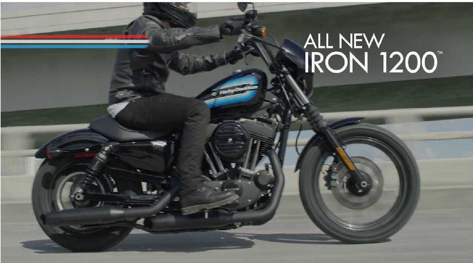Video - Harley-Davison Media Kit MY2018