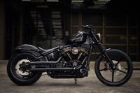 "Bangkok Harley-Davidson: ""The Prince"""