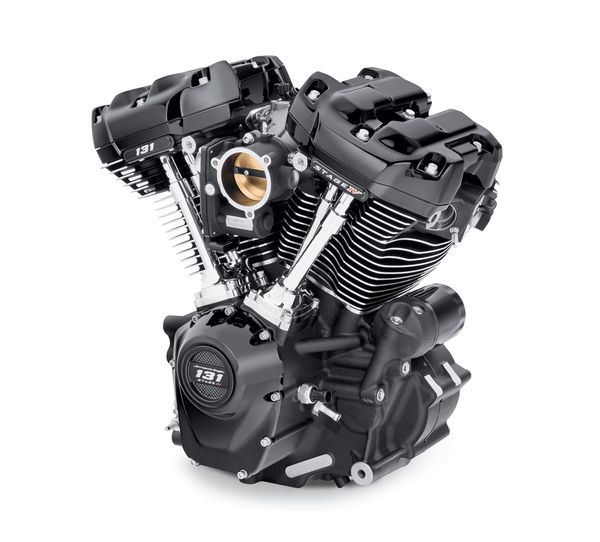 New Screamin' Eagle 131 Crate Engine Offers Big Power For Select Harley-Davidson Softail Motorcycles
