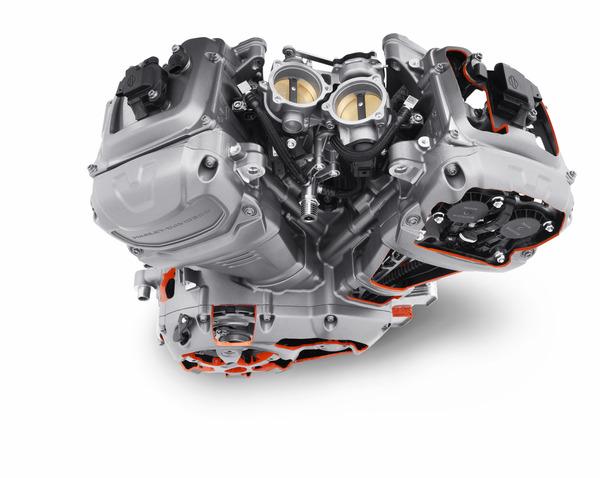 Harley-Davidson Revolution Max 1250