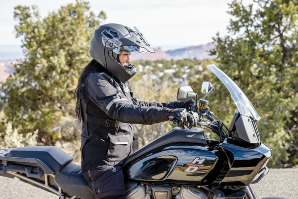 Pan America Adventure Touring Gear - Passage Womens