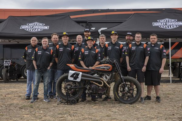 Harley-Davidson racing efforts to refocus on dealers