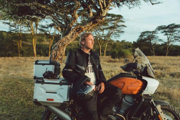 Harley-Davidson CEO Jochen Zeitz, Photo Credit: Daniel N Johnson
