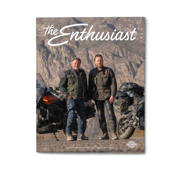 The Enthusiast Magazine Returns
