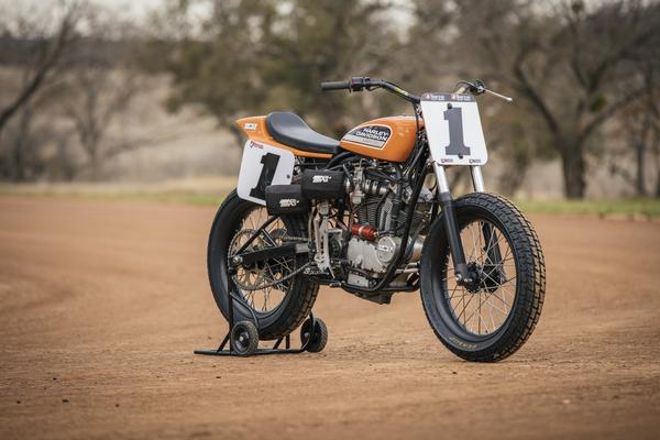 Harley-Davidson® XR750