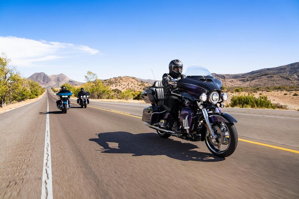 """Harley-Davidson Announces The """"Let's Ride Challenge"""" Sweepstakes"""