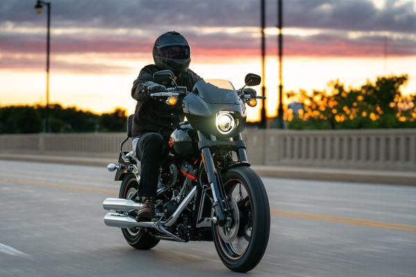 Custom 2020 Harley-Davidson Low Rider S