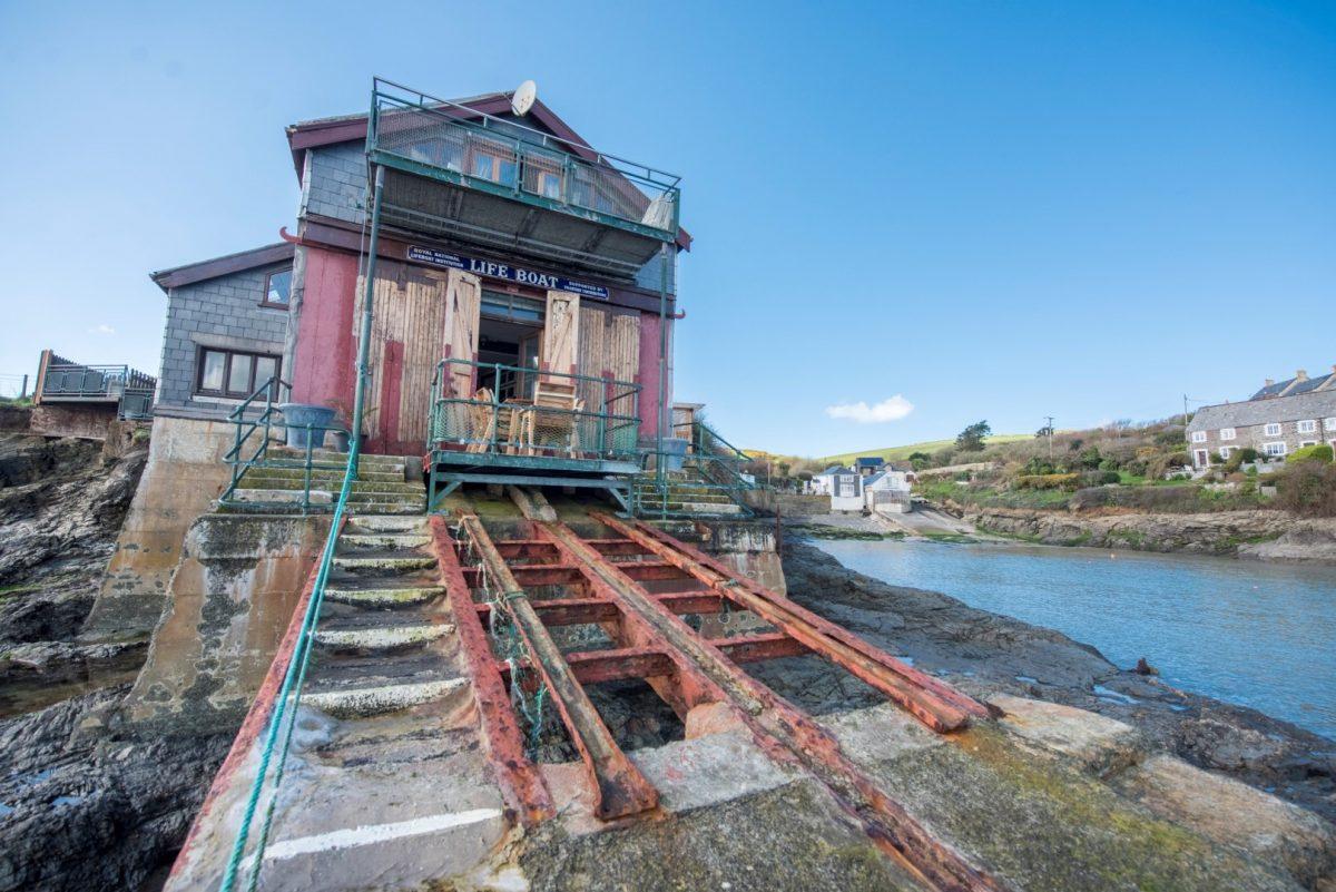 The Old Lifeboat Station with Harbour Holidays