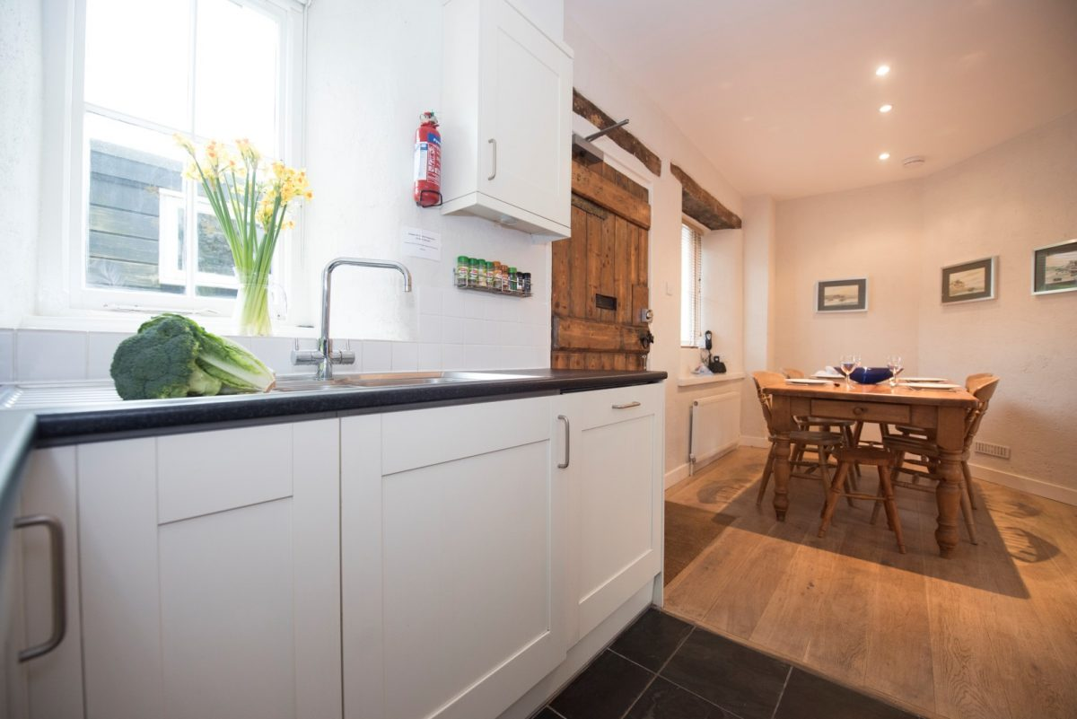 3 Pilot Cottages with Harbour Holidays