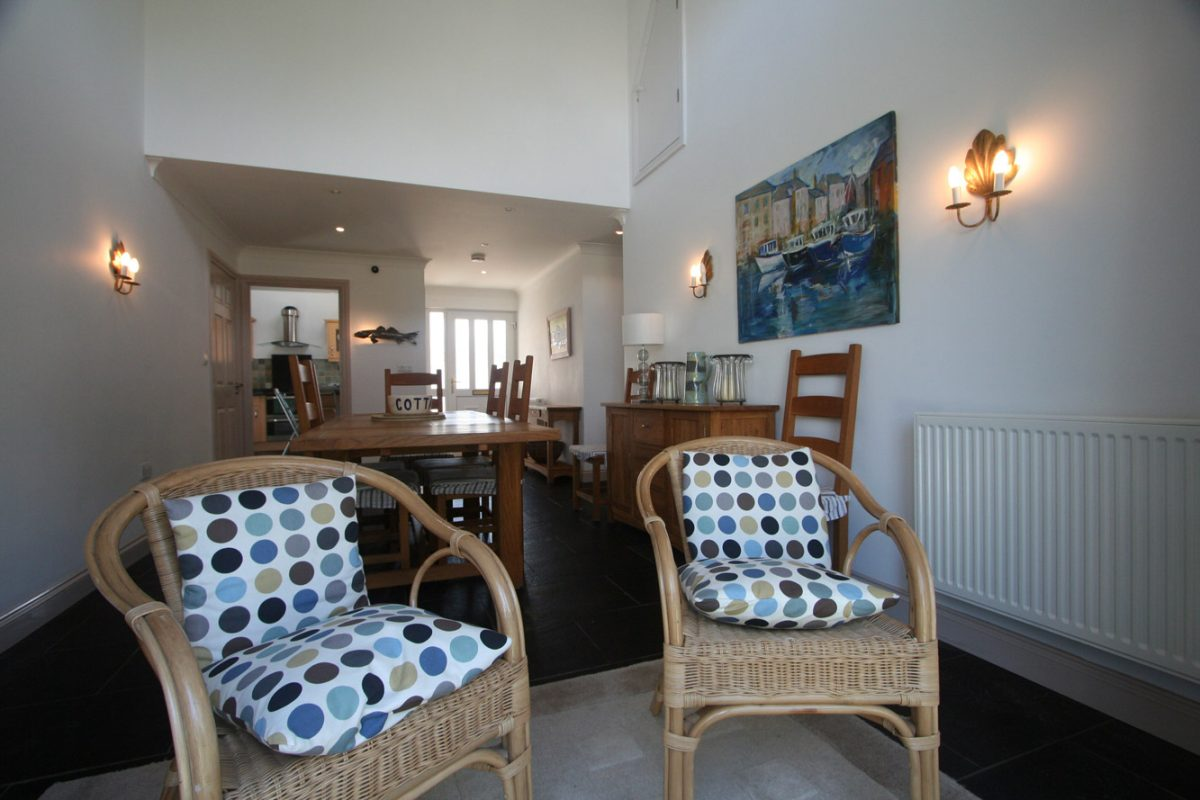 Bass Cottage with Harbour Holidays
