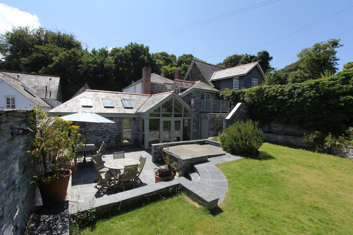 68 Church Street - large luxury holiday home in Padstow