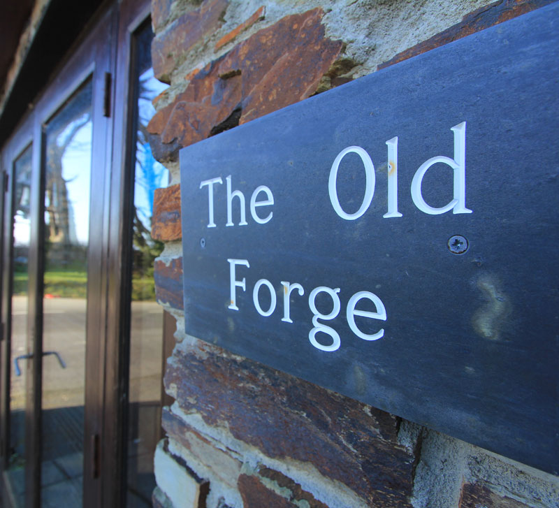 The Old Forge with Harbour Holidays