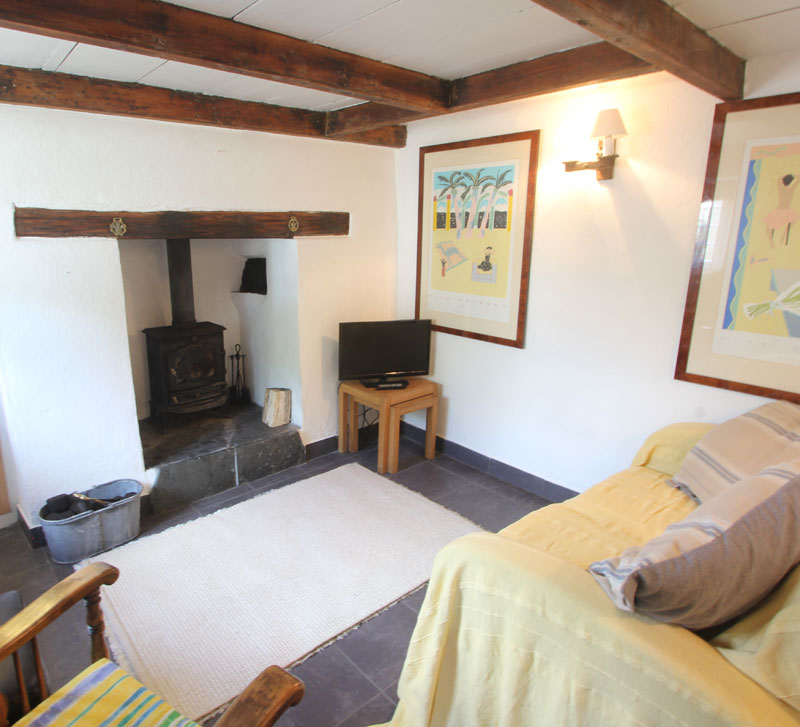 Bell Cottage with Harbour Holidays