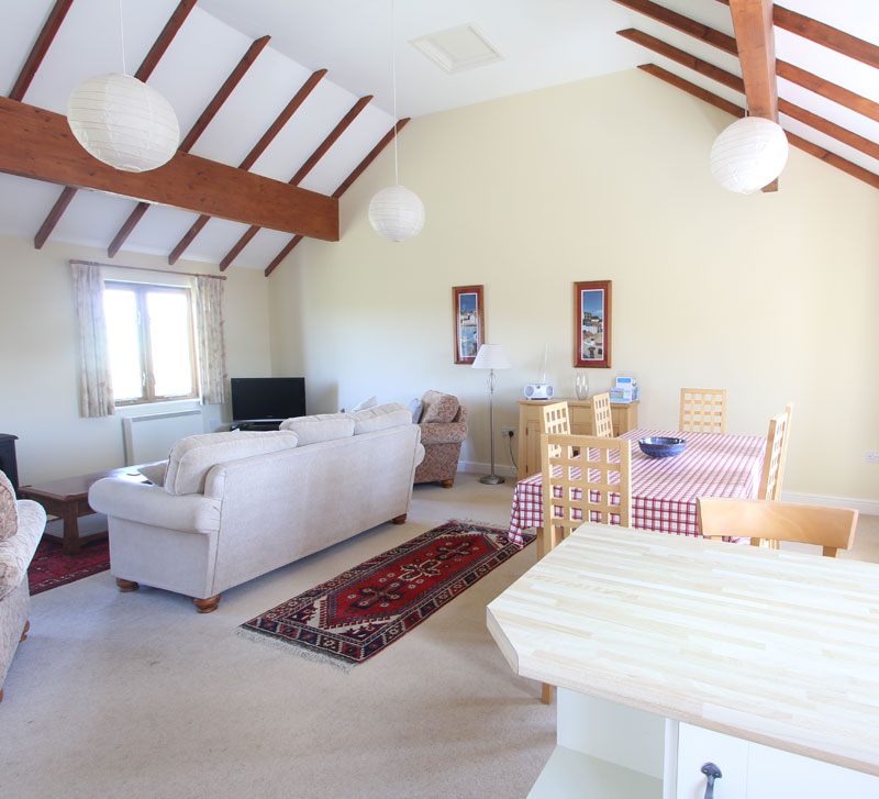 10 Tregella Farm Cottages with Harbour Holidays