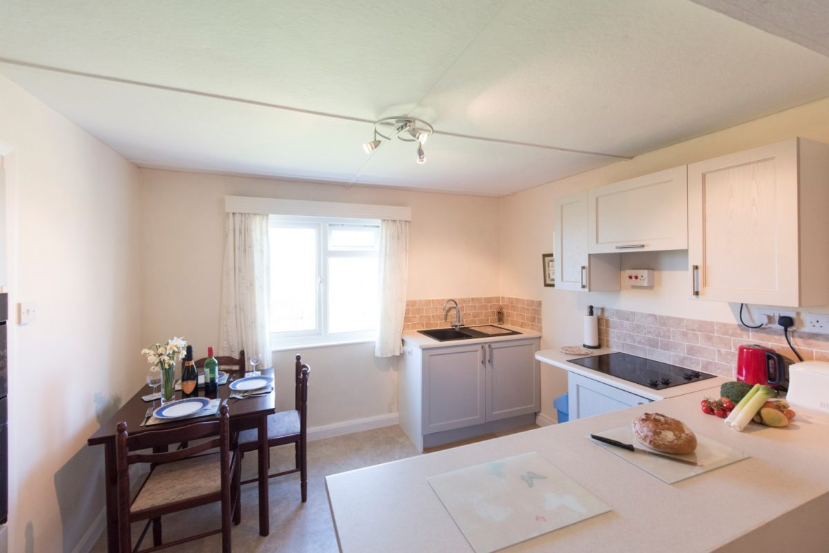 The Old Vicarage Apartment 2 with Harbour Holidays