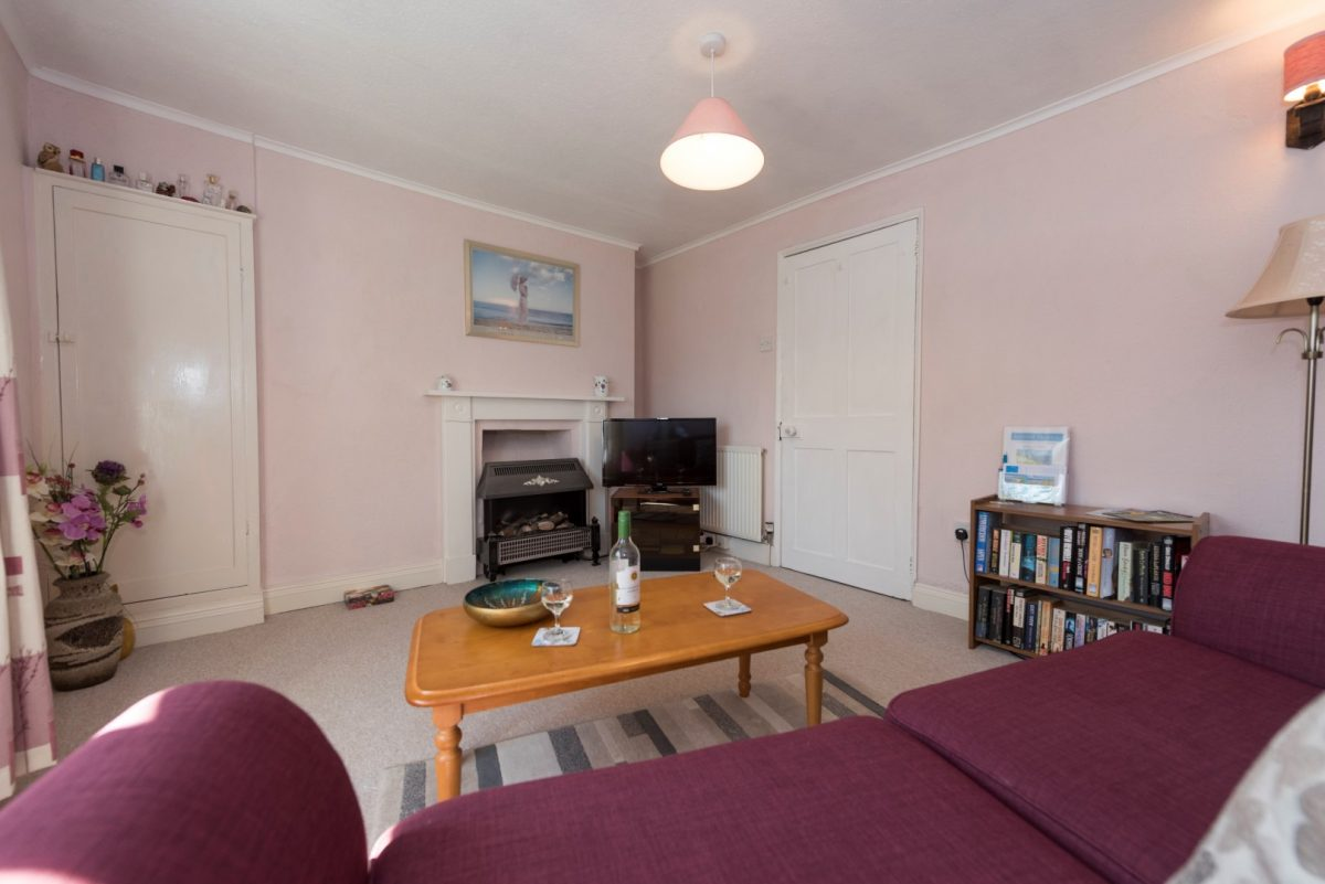 The Old Vicarage Apartment 3 with Harbour Holidays