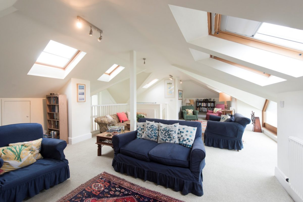 The Red House - large dog-friendly home in Harlyn