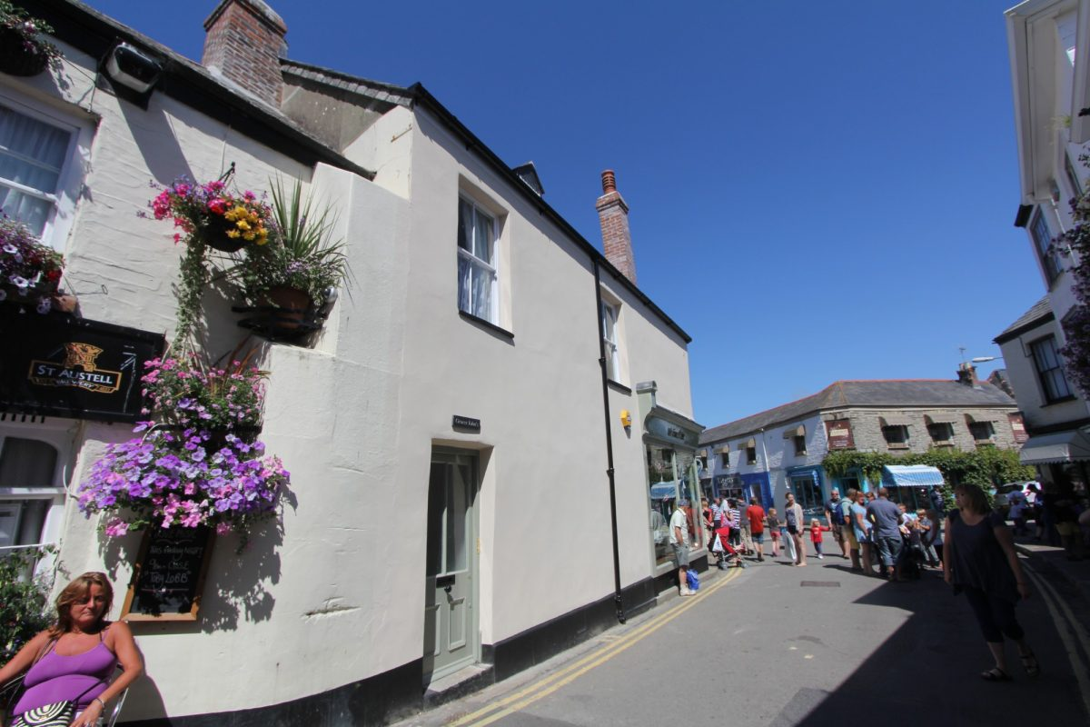 Holiday apartment in Padstow, Cornwall