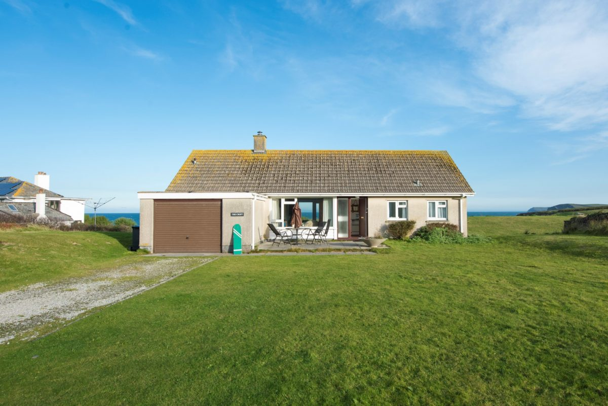 The Croft with Harbour Holidays