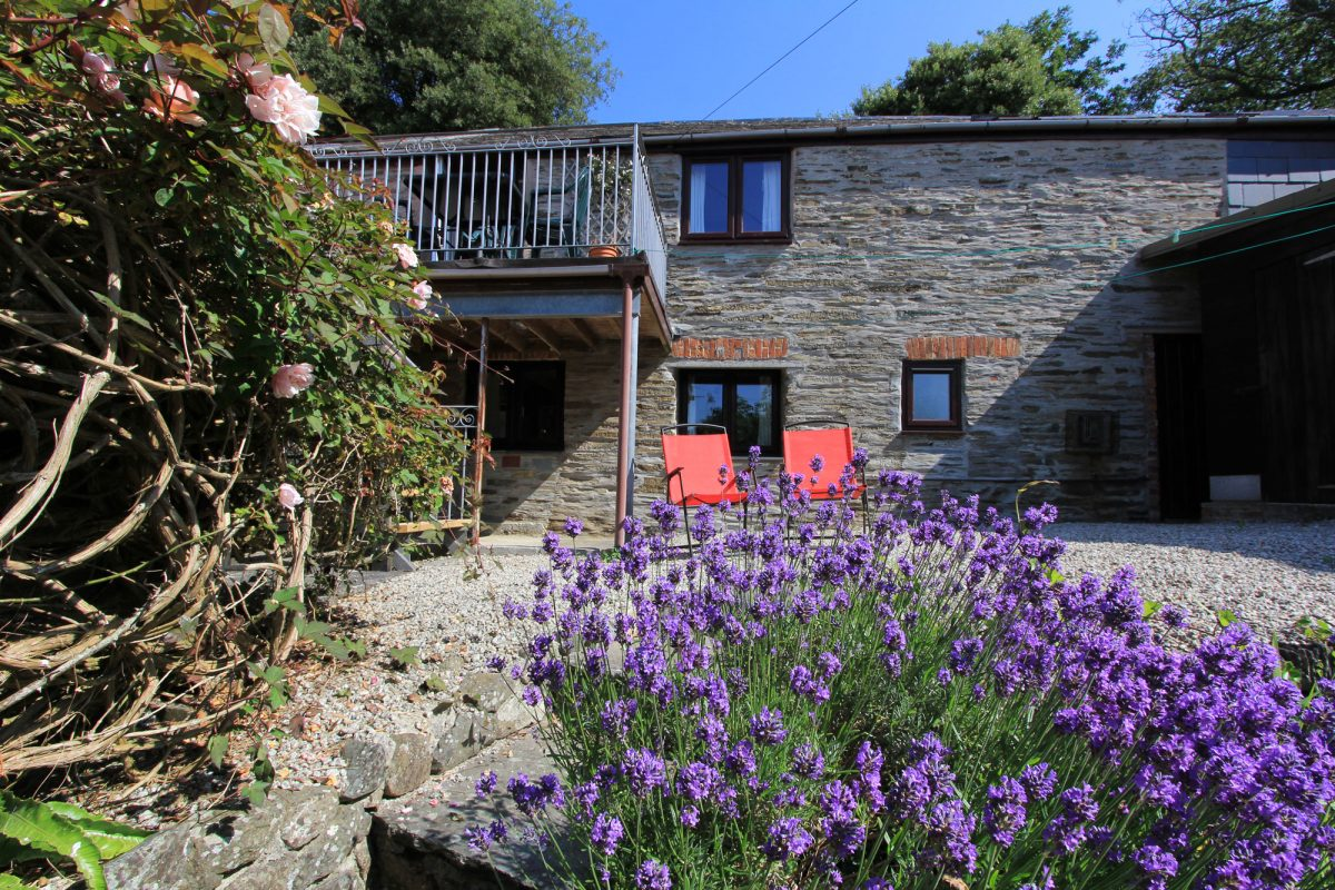 Easter holiday cottage in Cornwall