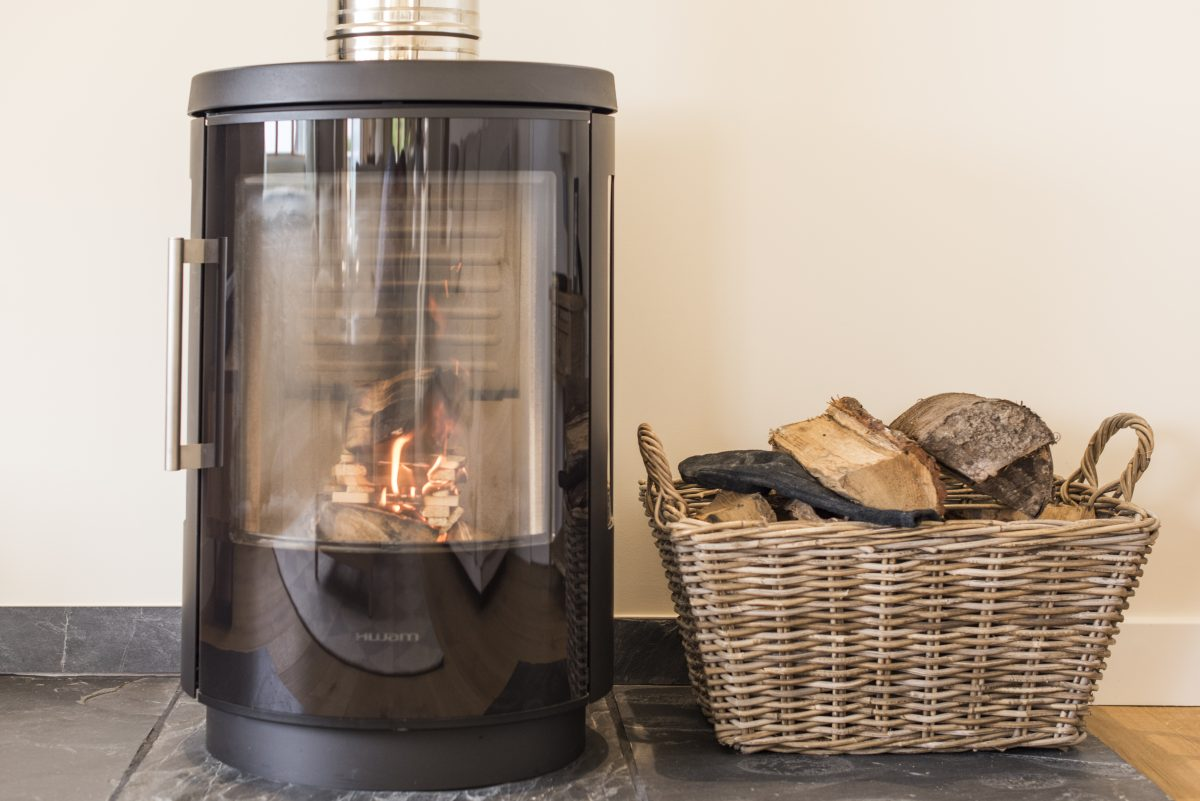 Log Burner in a Cosy Cottage in Padstow