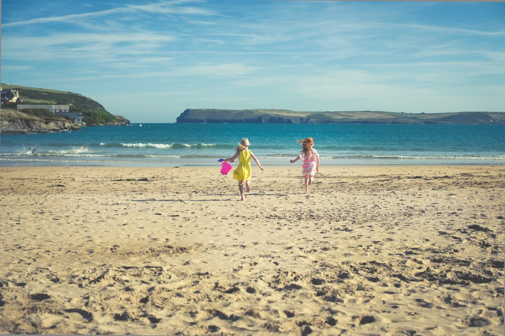 Beach Holiday in Cornwall