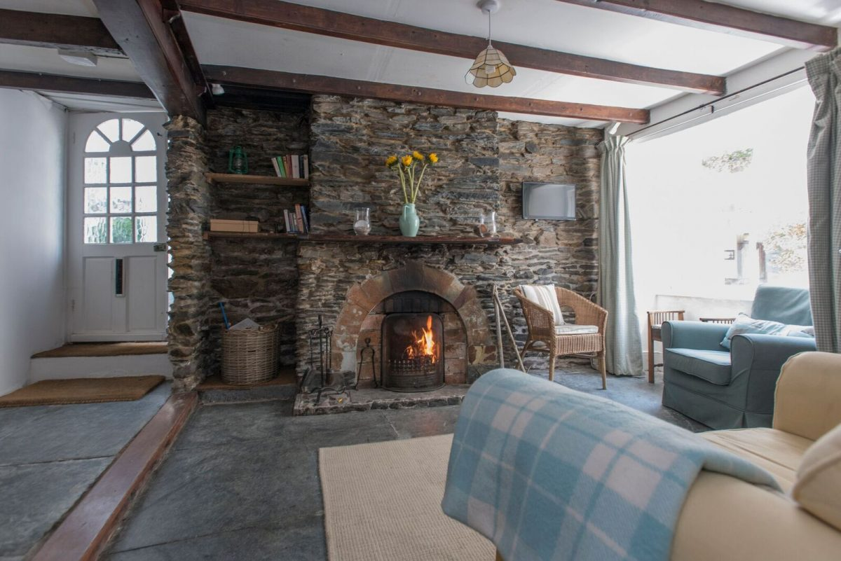 Lundy Cottage with Harbour Holidays