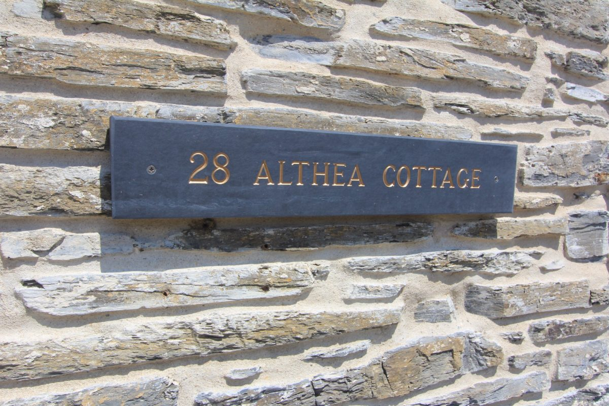 28 Althea Cottage with Harbour Holidays
