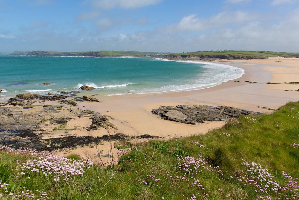 Constantine Beach Holidays Cornwall