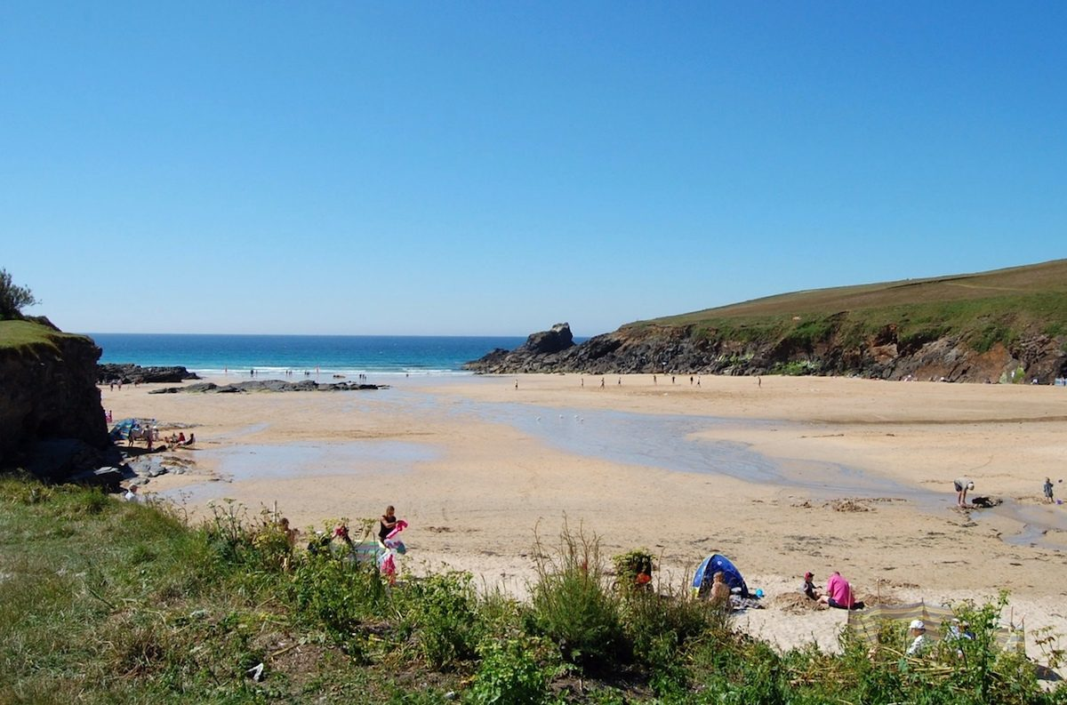 Beaches Near Padstow Trevone Bay