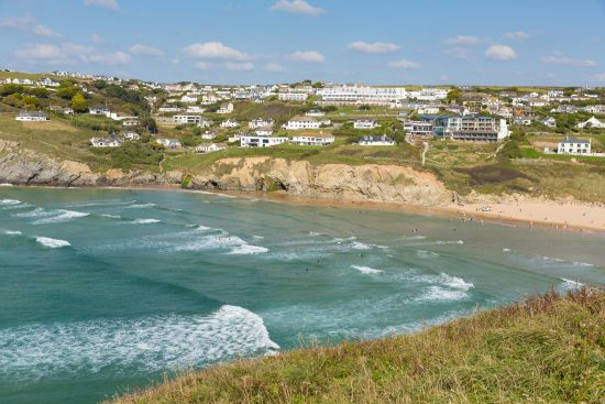 Mawgan Porth Cottages