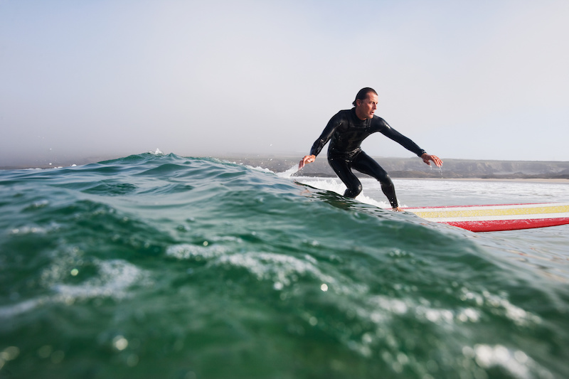 Half Term Surfing in Cornwall