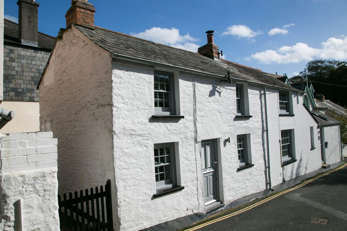 1 Ruthys Lane with Harbour Holidays